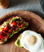 It's International Bacon Day! Try This Game-Changing Avocado and Bacon Toast Recipe