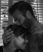 Aww! David Beckham Wishes Romeo Beckham a Happy Birthday with the Cutest Photo