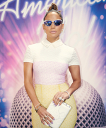 Shop Jennifer Lopez's Chic (and Affordable) White Mini Clutch