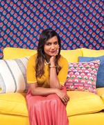 4 Design Tips Mindy Kaling Used to Create an Office Space That Was Totally Her