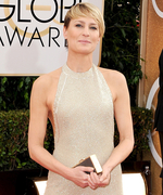 Emmys 2015 Style Spotlight: Robin Wright's Best Red Carpet Looks Ever