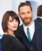 Tom Hardy and His Wife Are Expecting a Baby!
