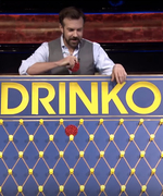 Jason Sudeikis Chugs a Weird Cocktail in This Drinking Game with Jimmy Fallon
