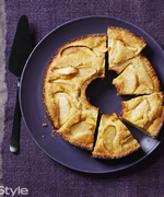 This Apple Custard Cake Recipe Will Become Your New Secret Weapon
