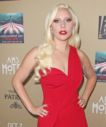 Lady Gaga Looks Killer at the American Horror Story Premiere