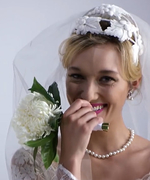 See 100 Years of Wedding Dress Trends in 3 Minutes