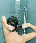 The 3 Things Your Hair Needs in the Shower