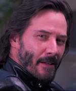 Watch Keanu Reeves Have the Least-Exciting Car Chase Ever in This Speed Parody