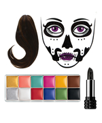 All the Halloween Hair and Makeup Products You Need to Amp Up Your Costume