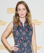Emily Blunt Talks Confidence, Style, and the Baby Gear She Can't Live Without