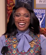 Watch Gabrielle Union Channel Her Inner Nerd—and Sing Rihanna