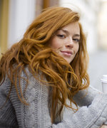 "This Is Actually Happening: The ""Pumpkin Spice Hair"" Craze"
