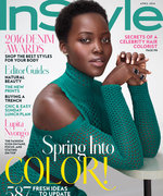 See Our Favorite Lupita Nyong'o InStyle Cover Instagrams from Our #InStyleLupita Contest