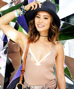 My Coachella: Jamie Chung's Music Festival Survival Kit Includes Hot Sauce