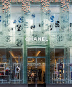 You'll Never Guess What the Latest Chanel Store Is Made Of