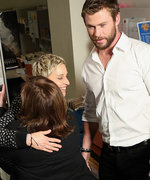 Chris Hemsworth and Ellen Degeneres Surprise a Fan for Administrative Professionals Day