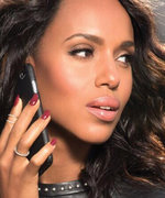 Kerry Washington Is Launching a Nail Polish Collection with OPI