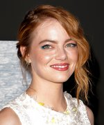 We Had to Do a Double Take When We Saw These New Pics of Emma Stone on Set