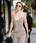 Gigi Hadid Schools Us in the Art of Monochromatic Dressing