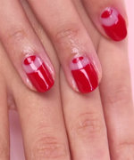Nail Art Know-How: The Crimson Crescent