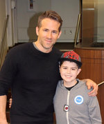 Ryan Reynolds Pays Tribute to Young Deadpool Fan Who Died of Cancer