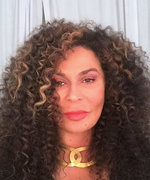 Beyoncé's Mom Reveals the Secrets Behind Her Naturally Curly Hair