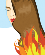 So Your Hair Caught on Fire...Now What?