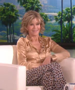 Jane Fonda Recalls Skinny-Dipping with Michael Jackson and Greta Garbo