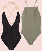 The 7 Chicest One-Piece Swimsuits to Buy—Under $150