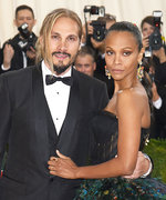 Zoë Saldana Has a Romantic Message for Husband Marco Perego