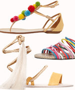 8 Flat Sandals for Happy (and Fashionable) Feet This Summer