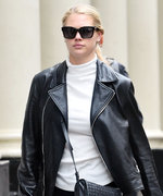 Kate Upton Shows Us How to Brave Spring's Unpredictable Weather