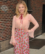 Chloë Grace Moretz Is Now a Tattoo Artist
