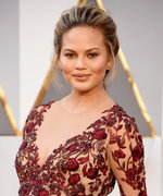 Chrissy Teigen Talks Mom-Shaming, Embracing Stretch Marks, and Cooking for Baby Luna
