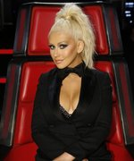 Christina Aguilera's Latest Pierced Braid Must Be Seen