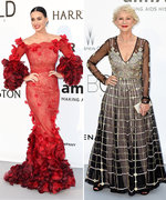 See All the Dazzling Looks from amfAR's 2016 Cinema Against Aids Gala in Cannes