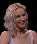 Jennifer Lawrence Makes a Big Hunger Games Confession During a Tonight Show Game