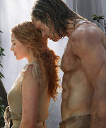 See Alexander Skarsgård's Chiseled Abs in the New Legend of Tarzan Teaser Poster