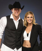 Sportscaster Erin Andrews and NFL Star J.J. Watt Will Host the 2016 CMT Music Awards