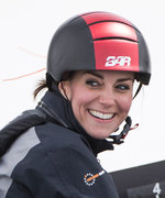 This Video of Kate Middleton Racing a Sail Boat Proves She's the Coolest Princess Ever