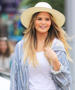 Chrissy Teigen's 3 Favorite Things to Eat in N.Y.C.