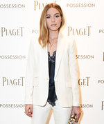 Olivia Palermo Is Bringing Back the Charm Bracelet