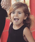 Penelope Disick Is Now Sporting a Lip Ring Thanks to Aunt Kim
