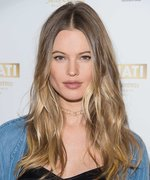 Behati Prinsloo Shows Off Her Post-Breakfast Baby Bump