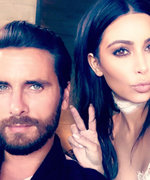 See How the Kardashians Celebrated Scott Disick's 35th Birthday