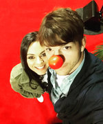 Mila Kunis and Ashton Kutcher Turn Red Nose Day into One Epic Date Night