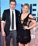 Chloe Grace Moretz Posts Sweet Photo of Brooklyn Beckham
