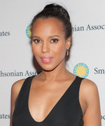 Kerry Washington Flaunts Her Baby Bump During a Girls' Trip to Jennifer Lopez's Concert