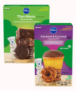 Girl Scout Cookie Mixes Are Now Available at the Grocery Store All Year