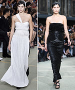 Kendall Jenner and Bella Hadid Slay the Catwalk in Givenchy Couture